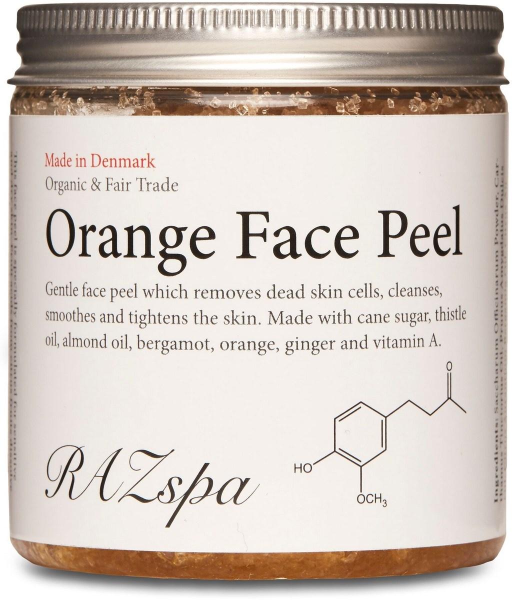 RAZspa Orange Face Peel, 200 g