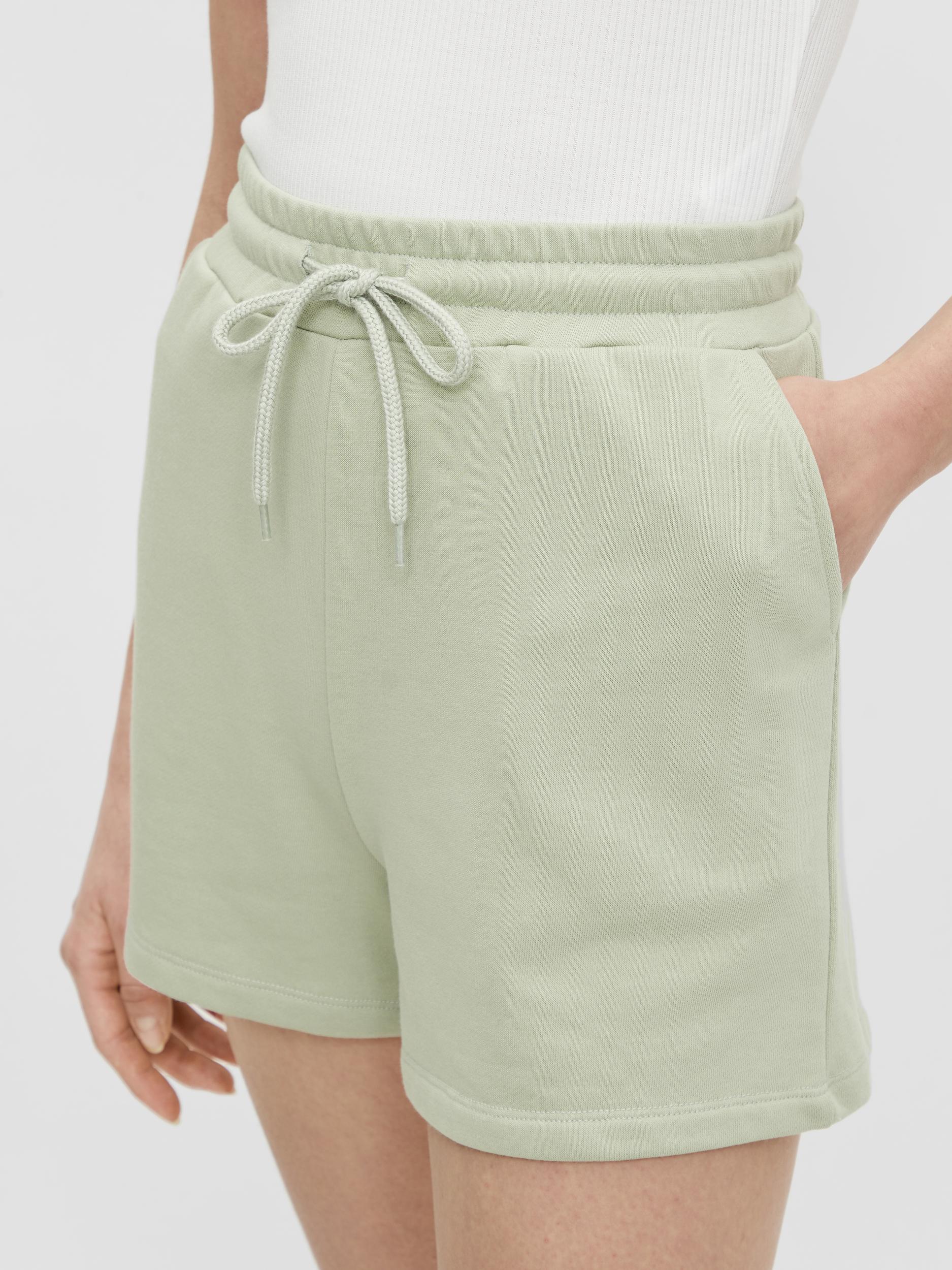 Pieces Chilli Summer shorts, desert sage, large