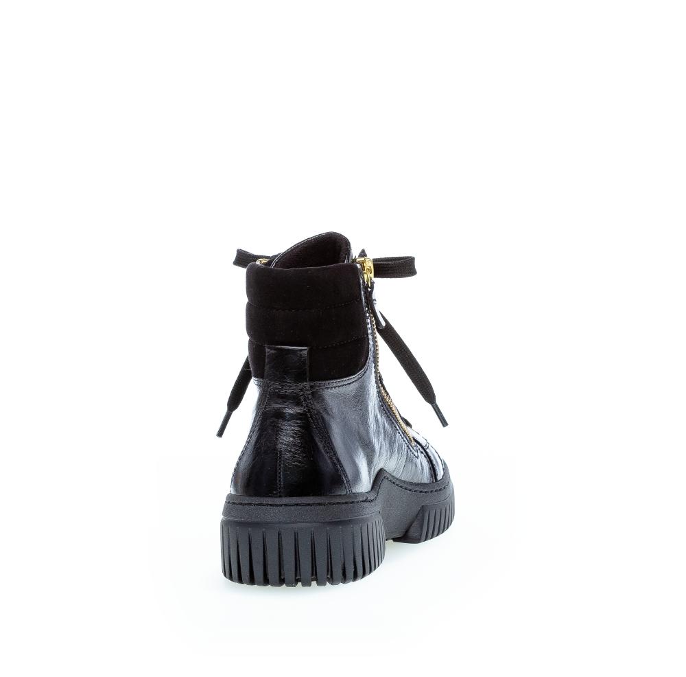 Gabor 73.761.37 støvler, black, 38