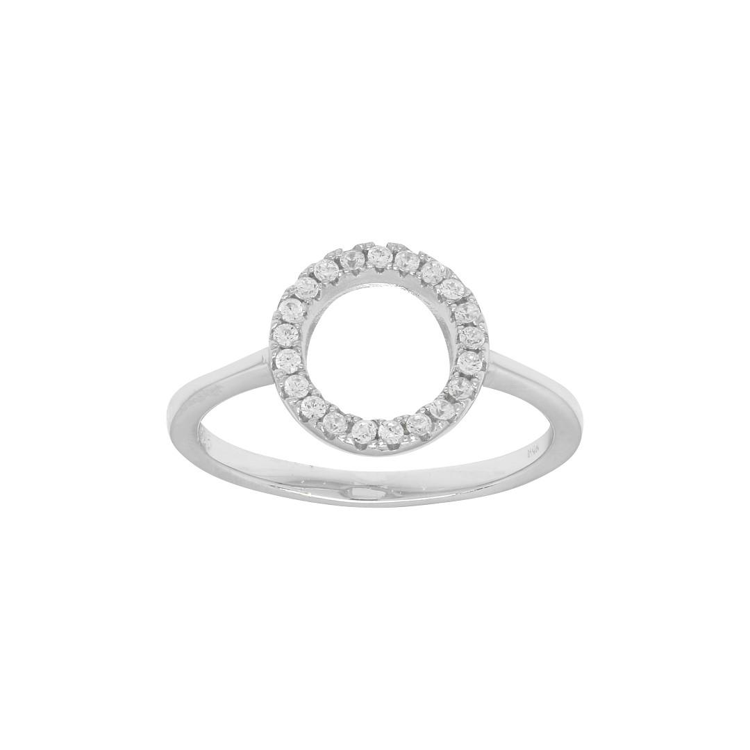 Joanli Nor Anna ring, sølv, 54