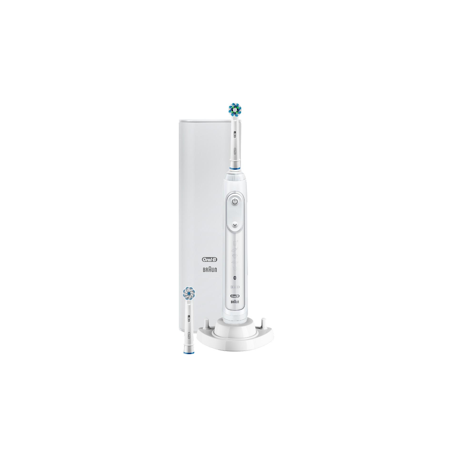 Oral-B 10200S genius eltandbørste, hvid
