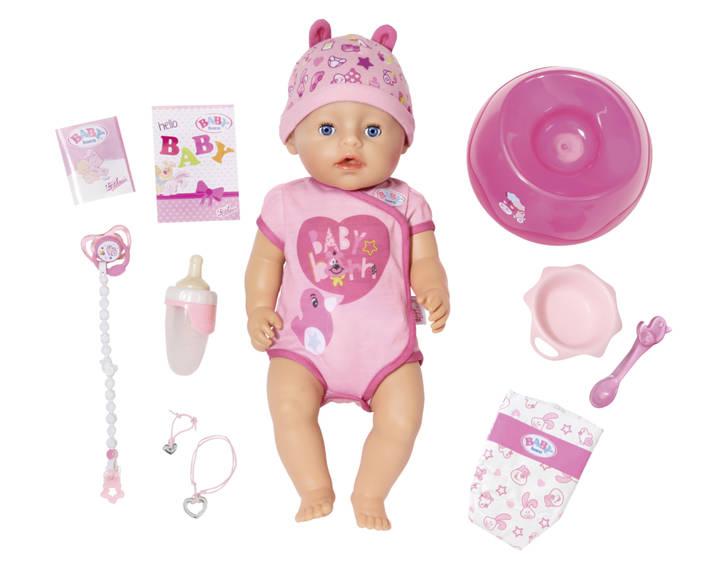 Baby Born dukke, pige