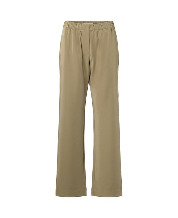 Samsøe & Samsøe Hoys bukser, Covert Green, XS