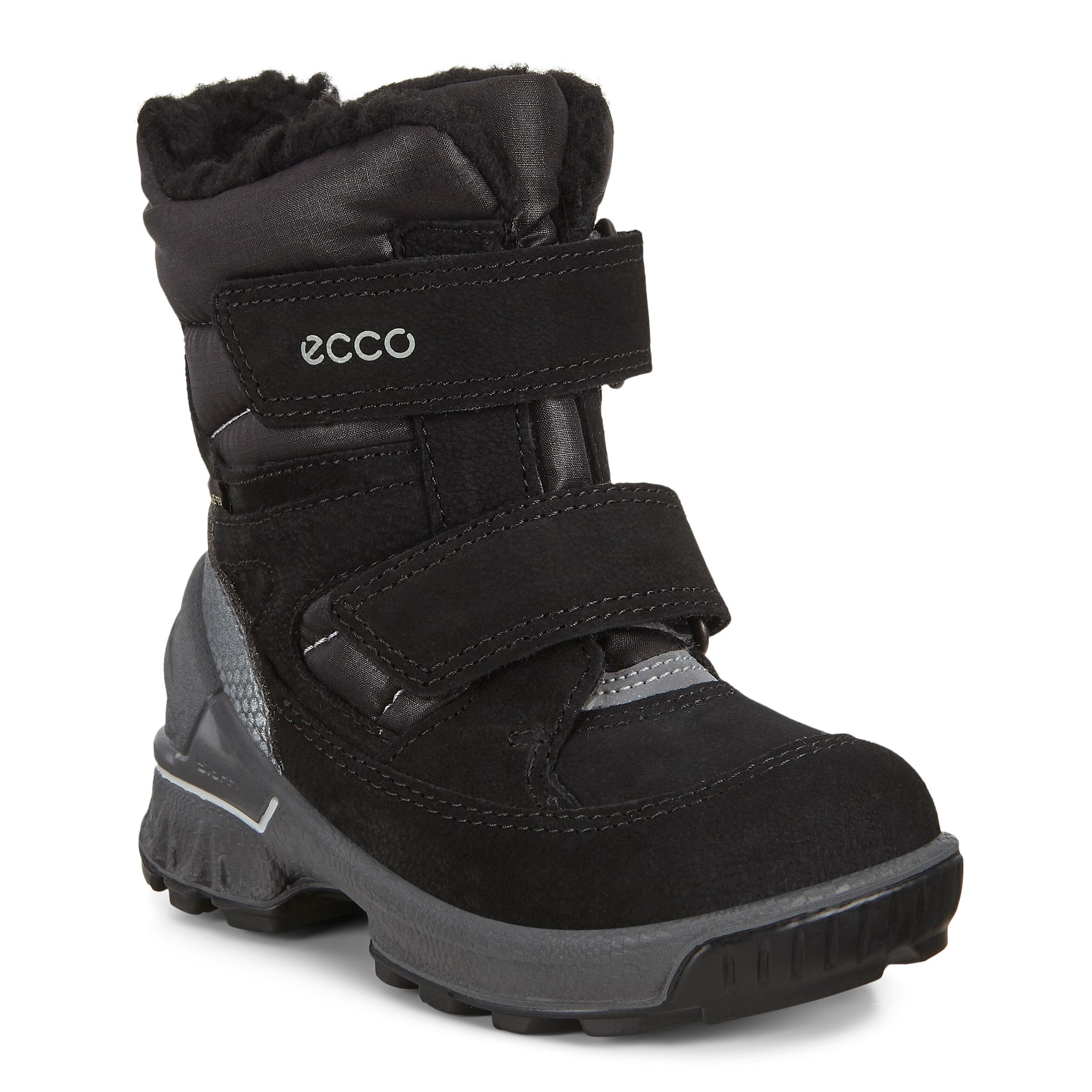 Ecco Vinterstøvler, Sort, 29