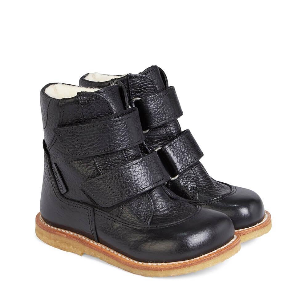 Angulus 2134-101 støvle, black, 29