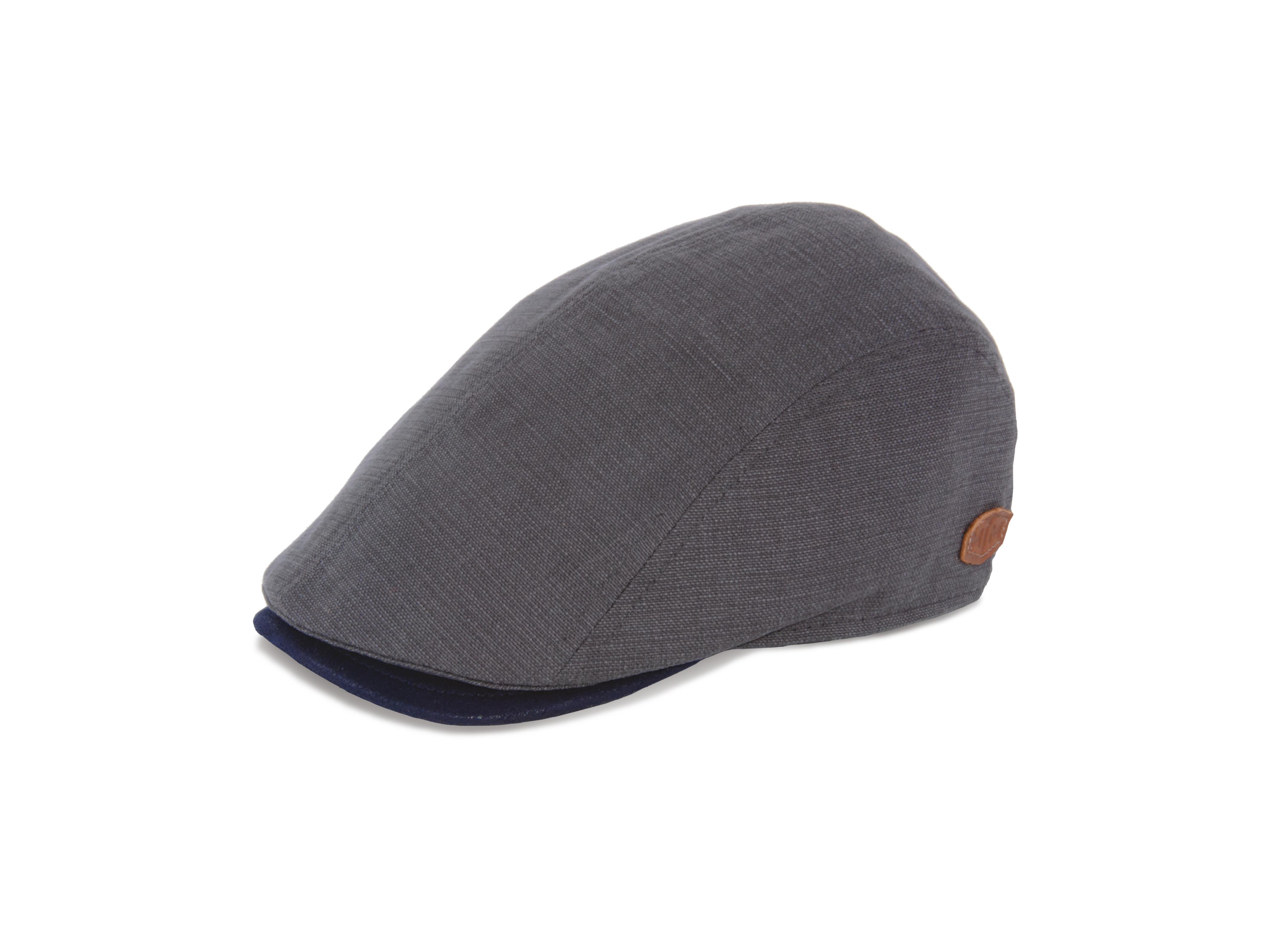 MJM Daffy Flatcap, Grey, Medium