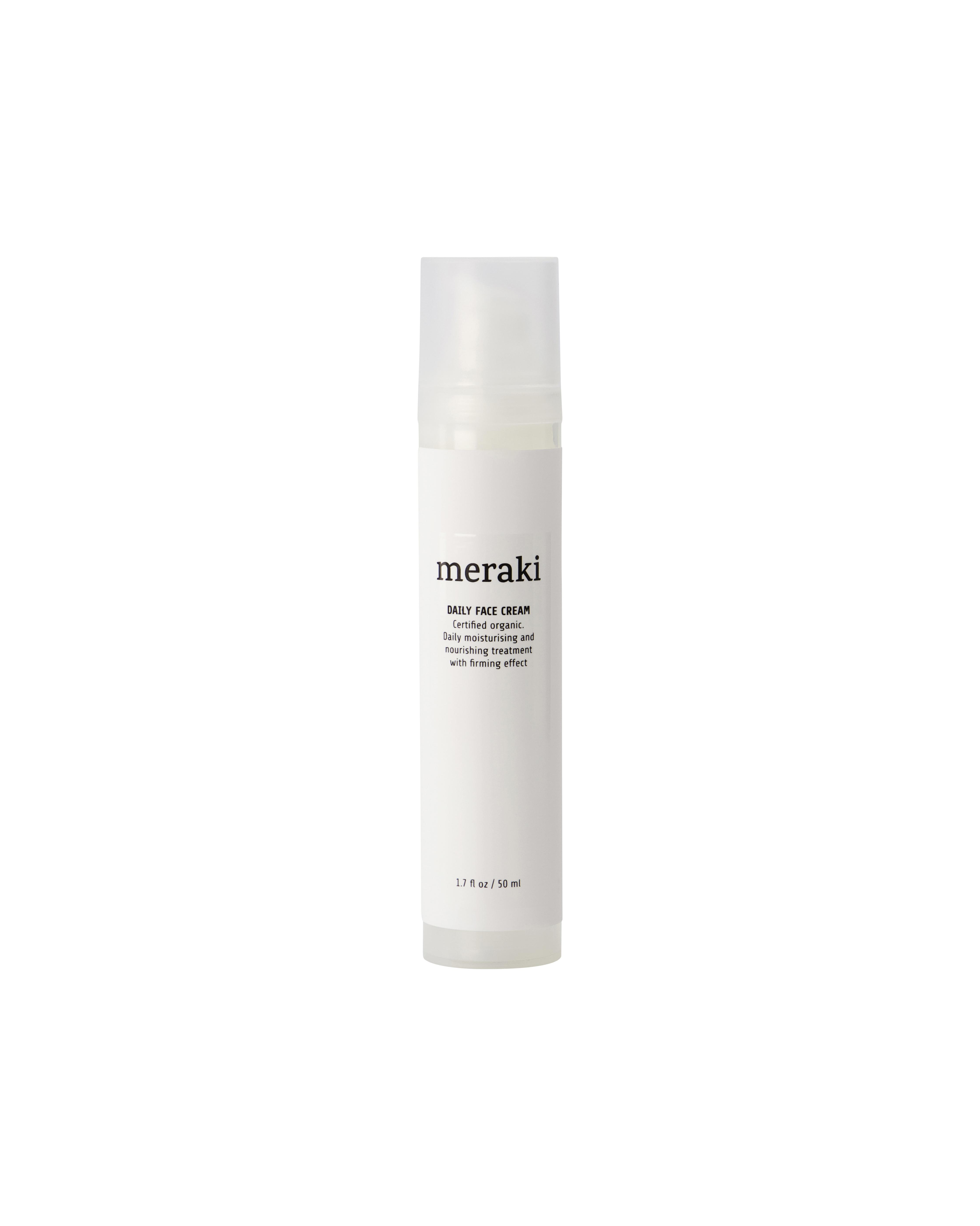 Meraki Daily Face Cream, 50 ml