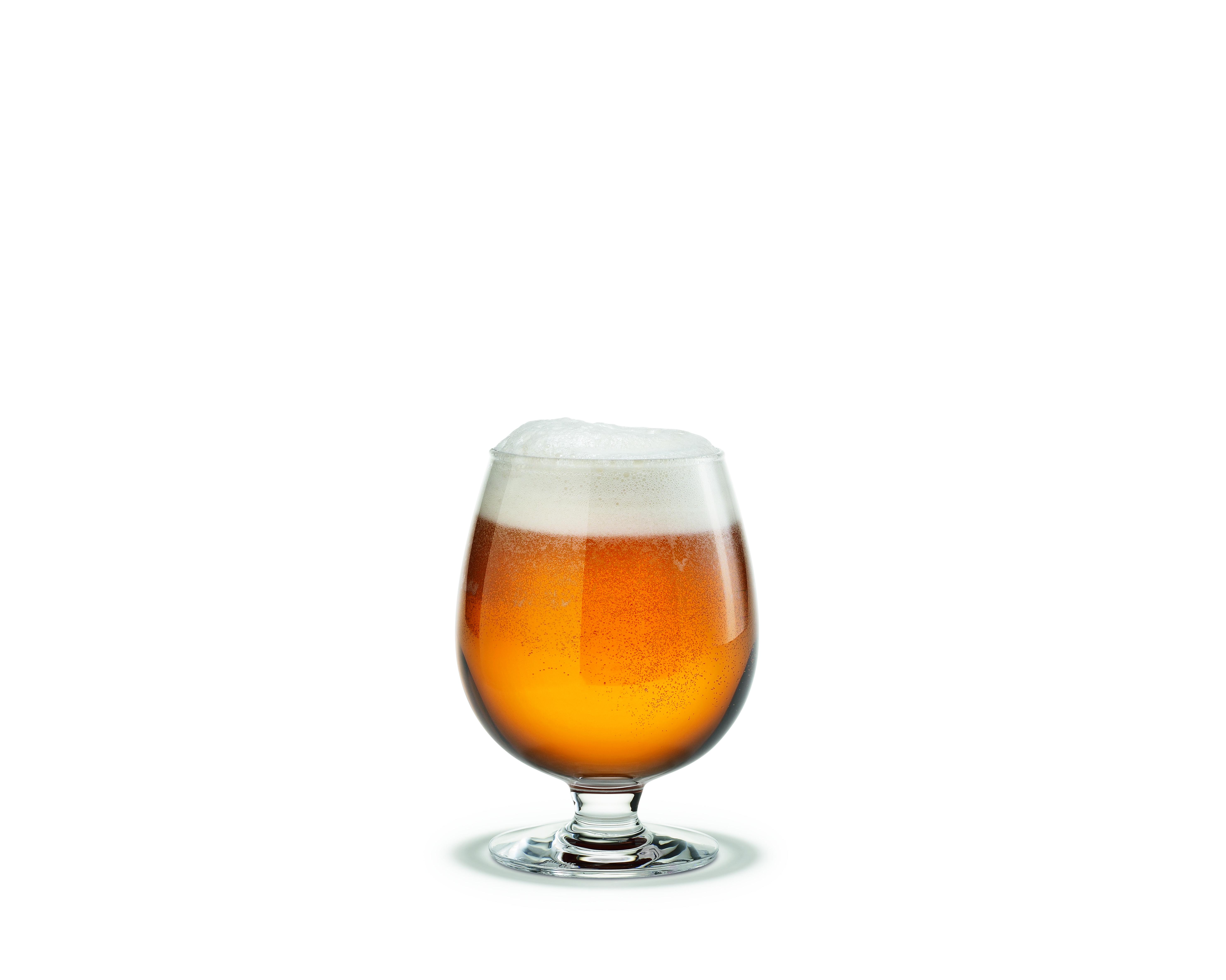 Holmegaard Det Danske Glas ølglas, 440 ml