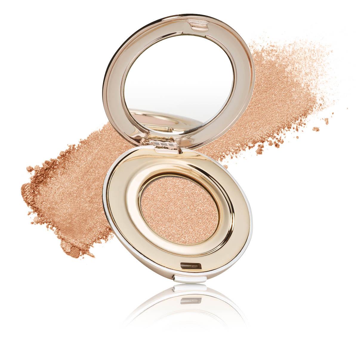 Jane Iredale PurePressed Eyeshadow, peach sherbet