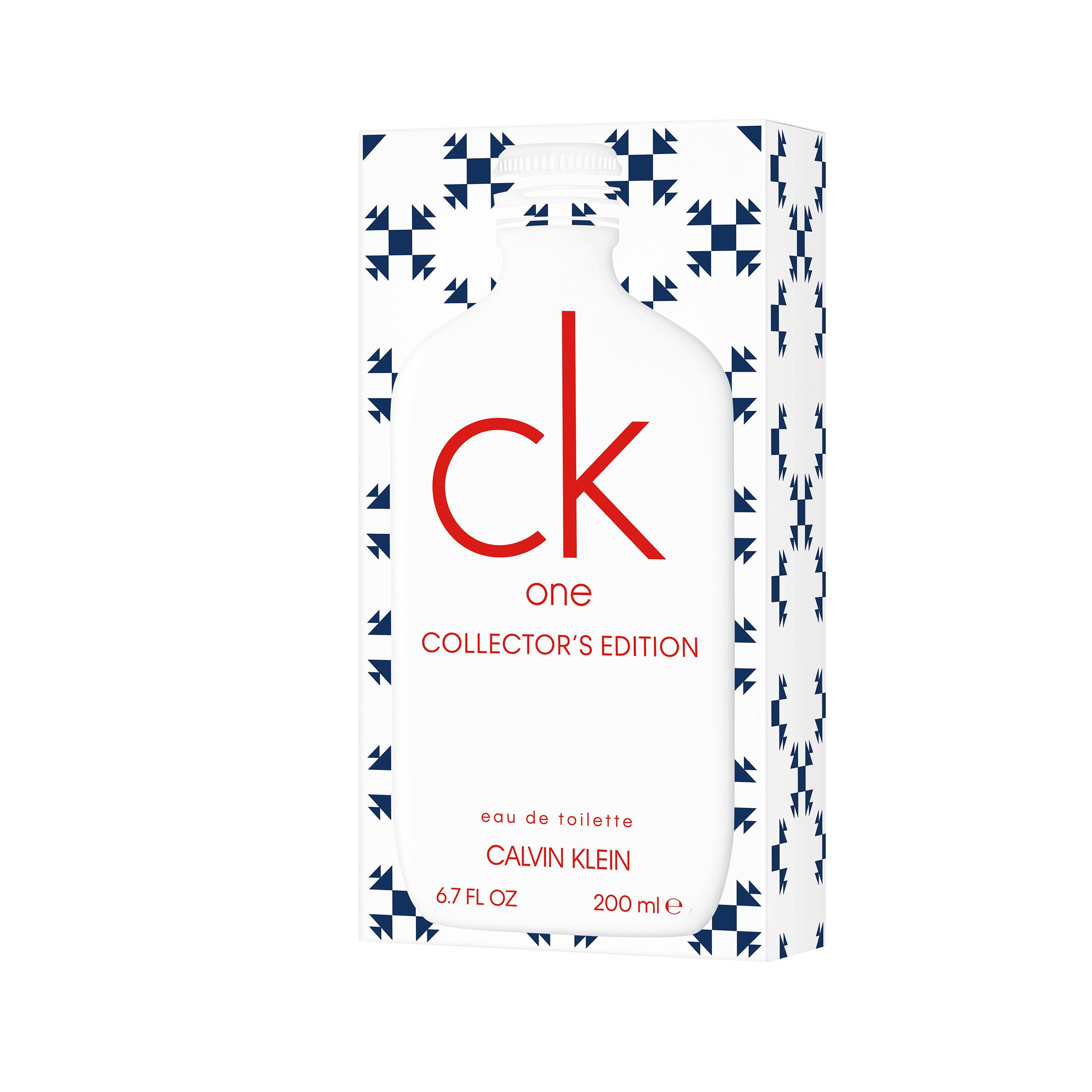 Calvin Klein CK One Collectors Edition EDT, 200 ml