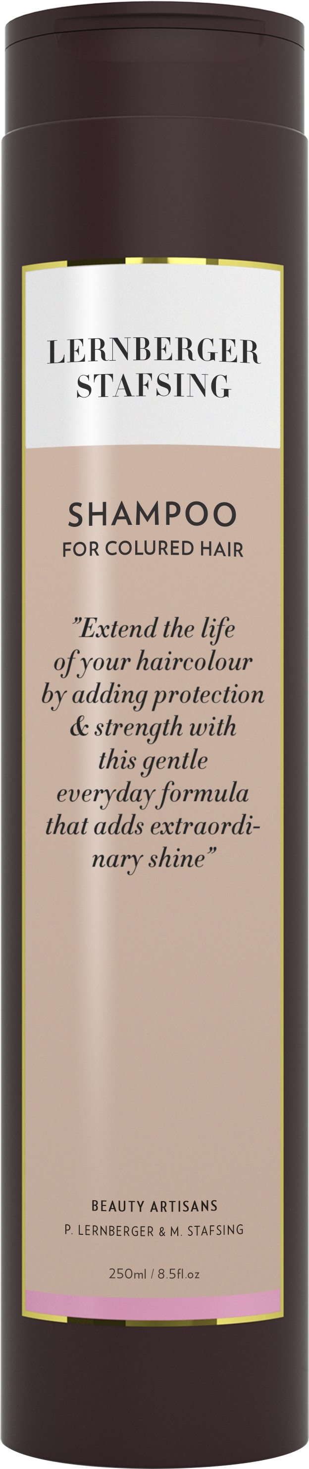 Lernberger Stafsing For Coloured Hair Shampoo, 250 ml