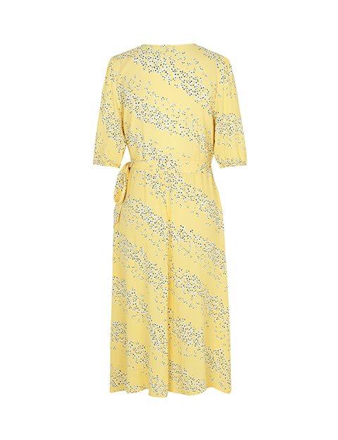 mbyM Angelo kjole, yellow, medium