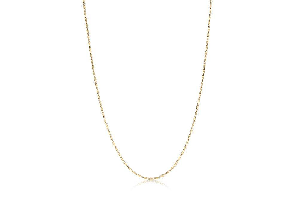 Sif Jakobs Jewellery Brillare halskæde, guld, 42 cm