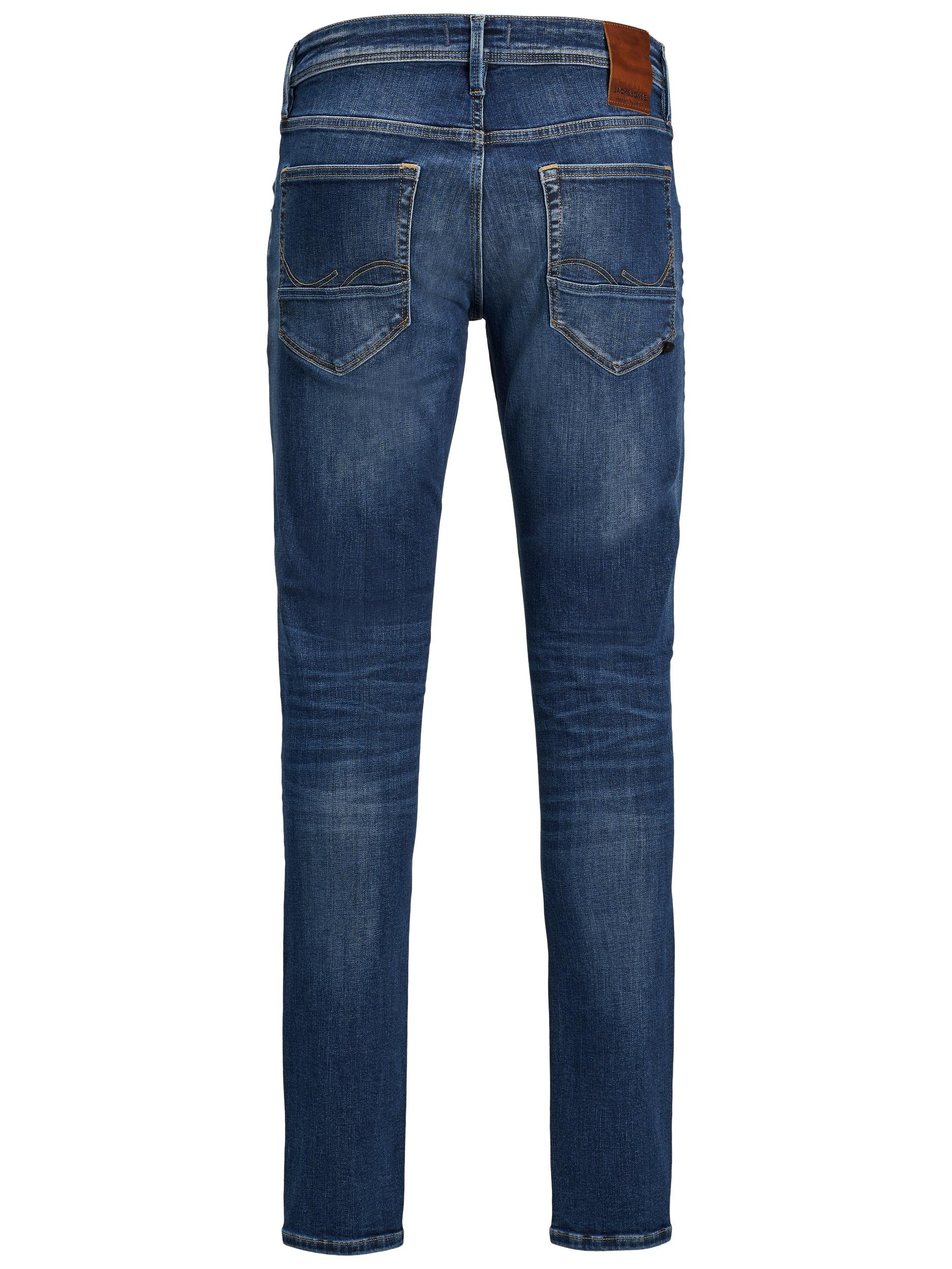 Jack & Jones Glen Fox jeans, blue denim, 33/32
