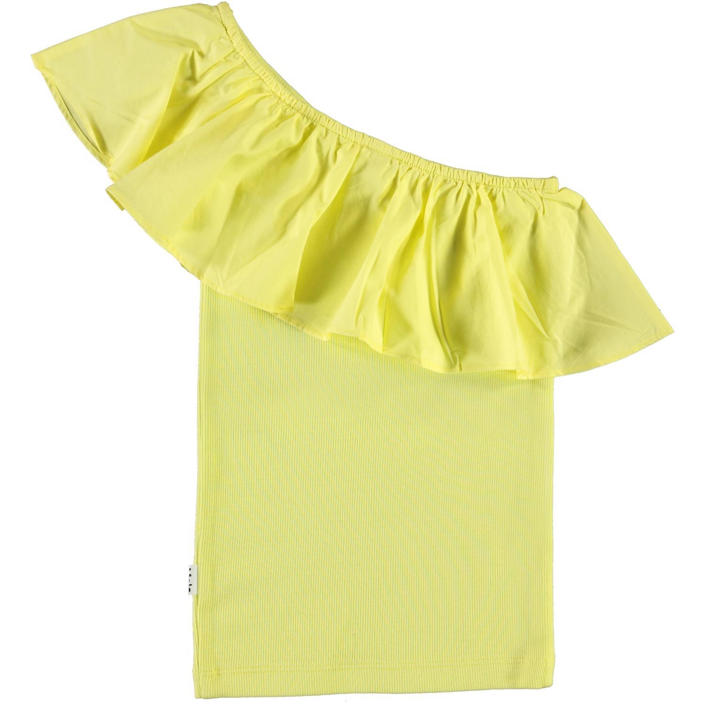Molo Rebecca top, Pale lemon, 98/104