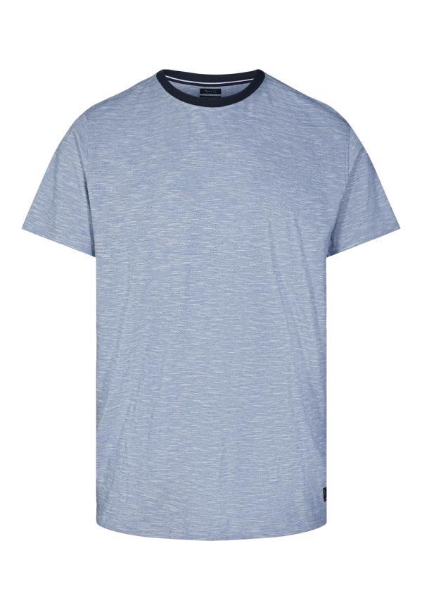 Signal Denver Structure Organic t-shirt, dutch blue, x-large