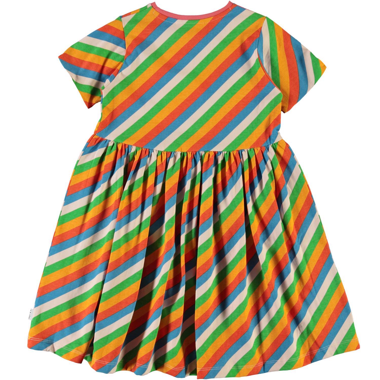 Molo Chasity kjole, rainbow, 122/128