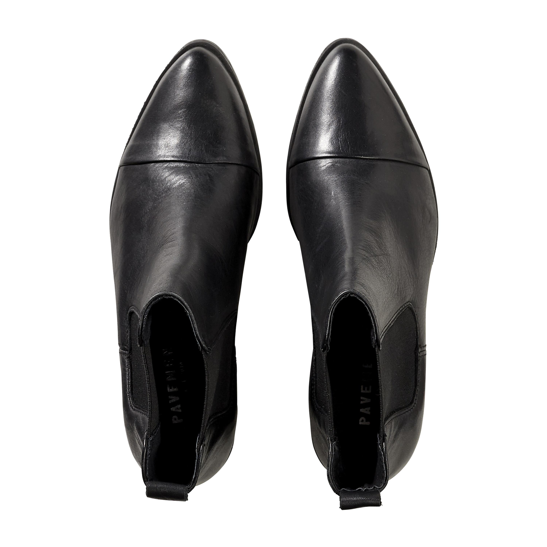 Pavement Støvler 18486,, Sort, 41