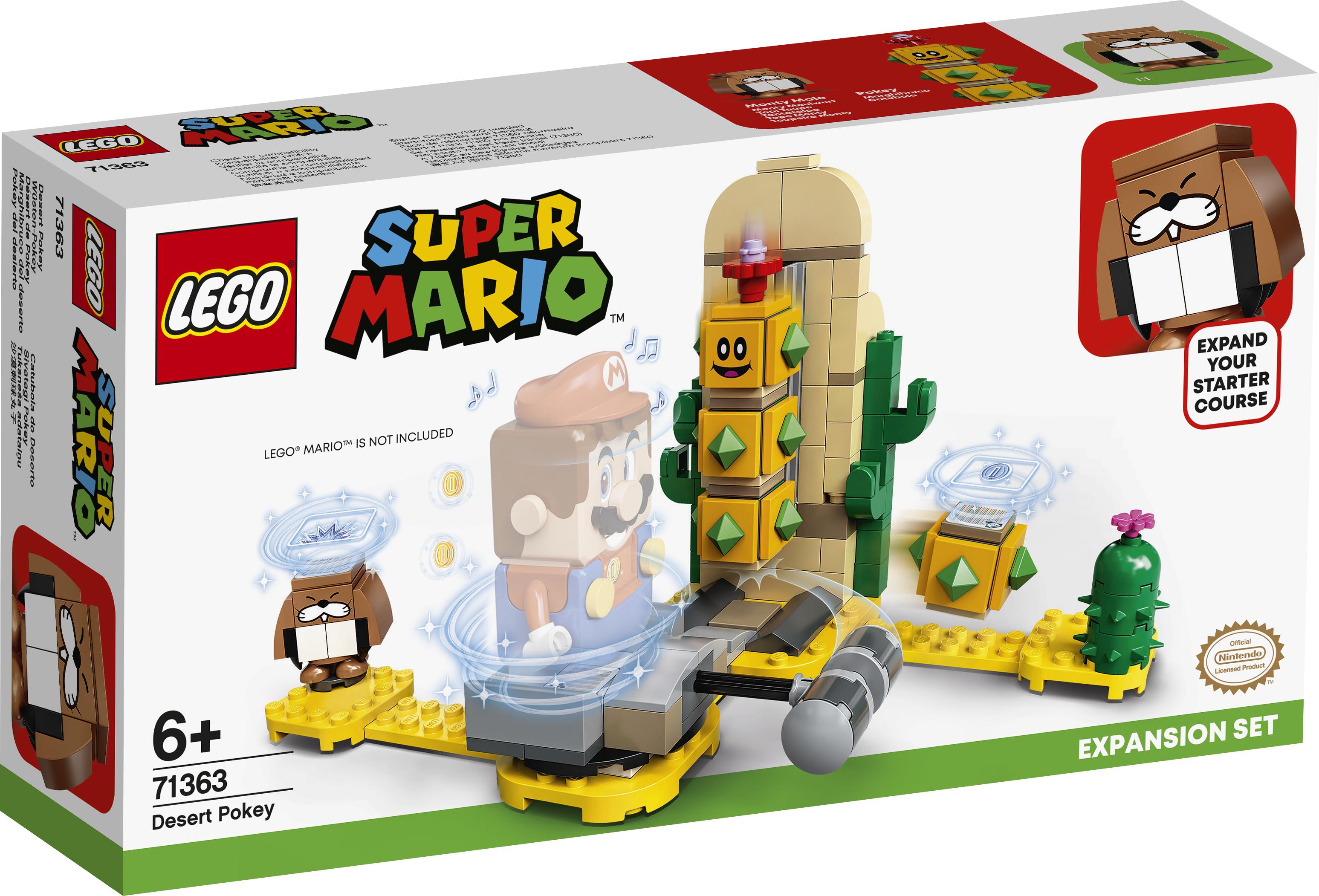 LEGO Super Mario Ørken-pokey - udvidelsessæt - 71363