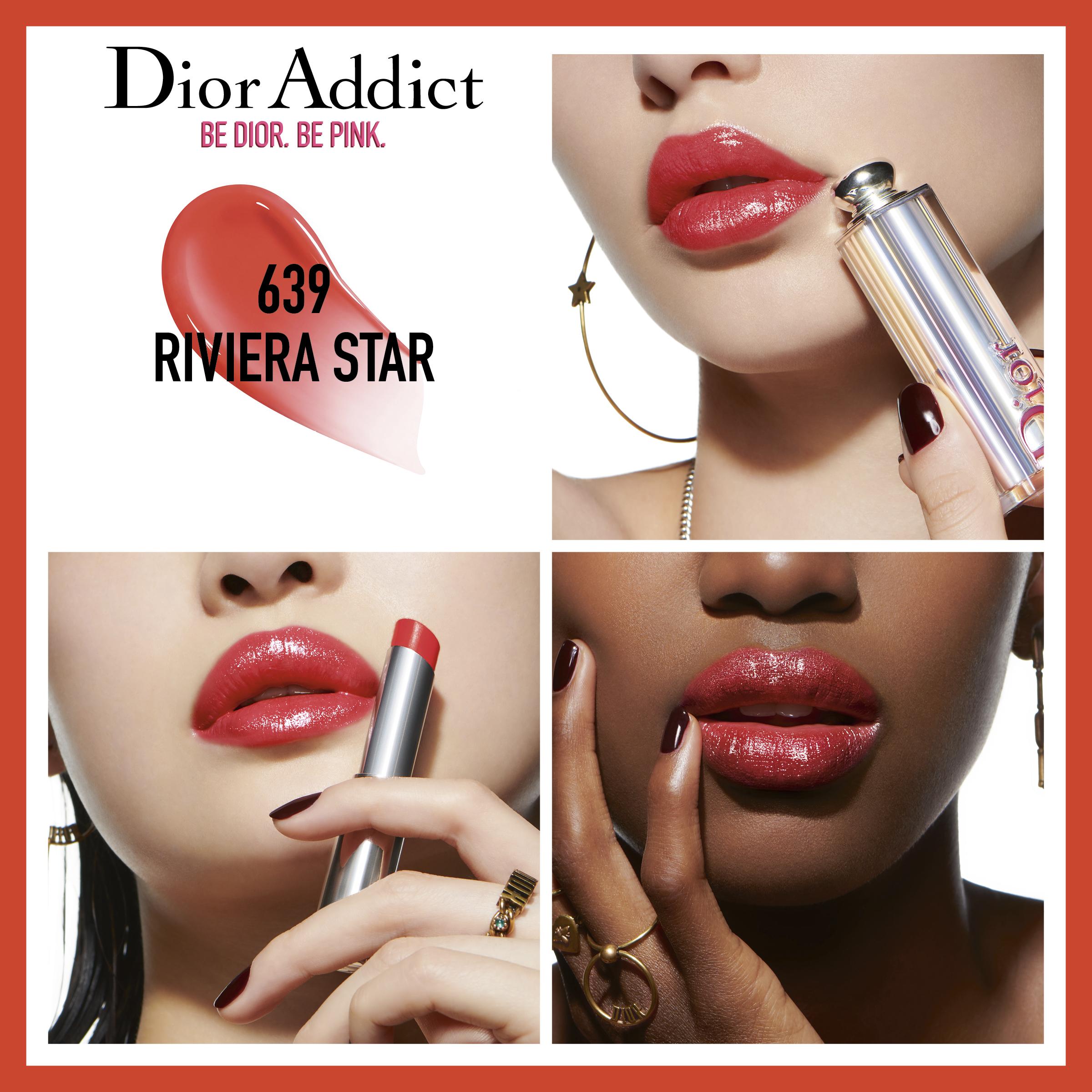 DIOR Addict Stellar Shine, 639 Riviera Star