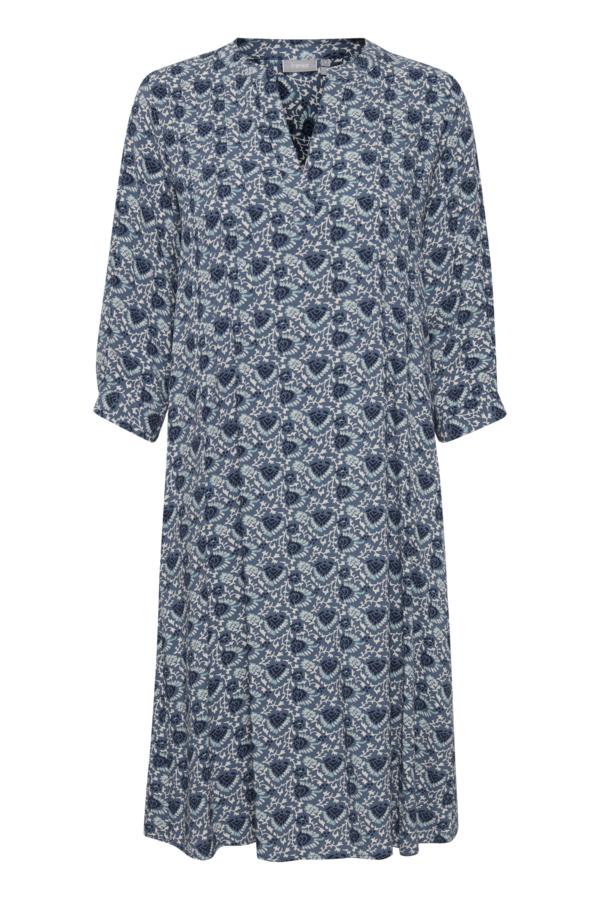 Fransa 20609475 kjole, bering sea mix, small
