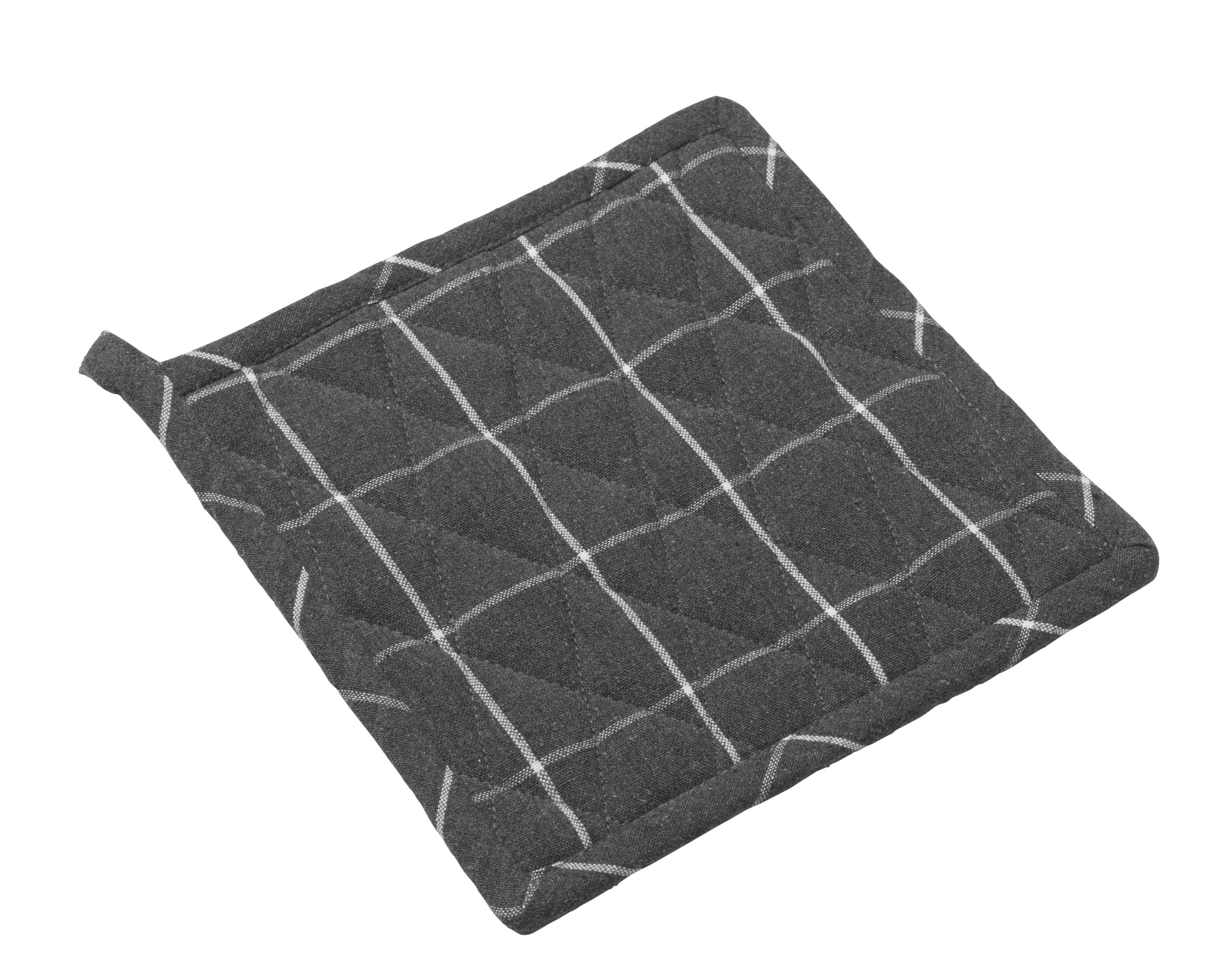 Bastian Recycle grydelap, ternet mørkegrå
