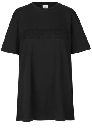Munthe Pumpkin t-shirt, black, 38