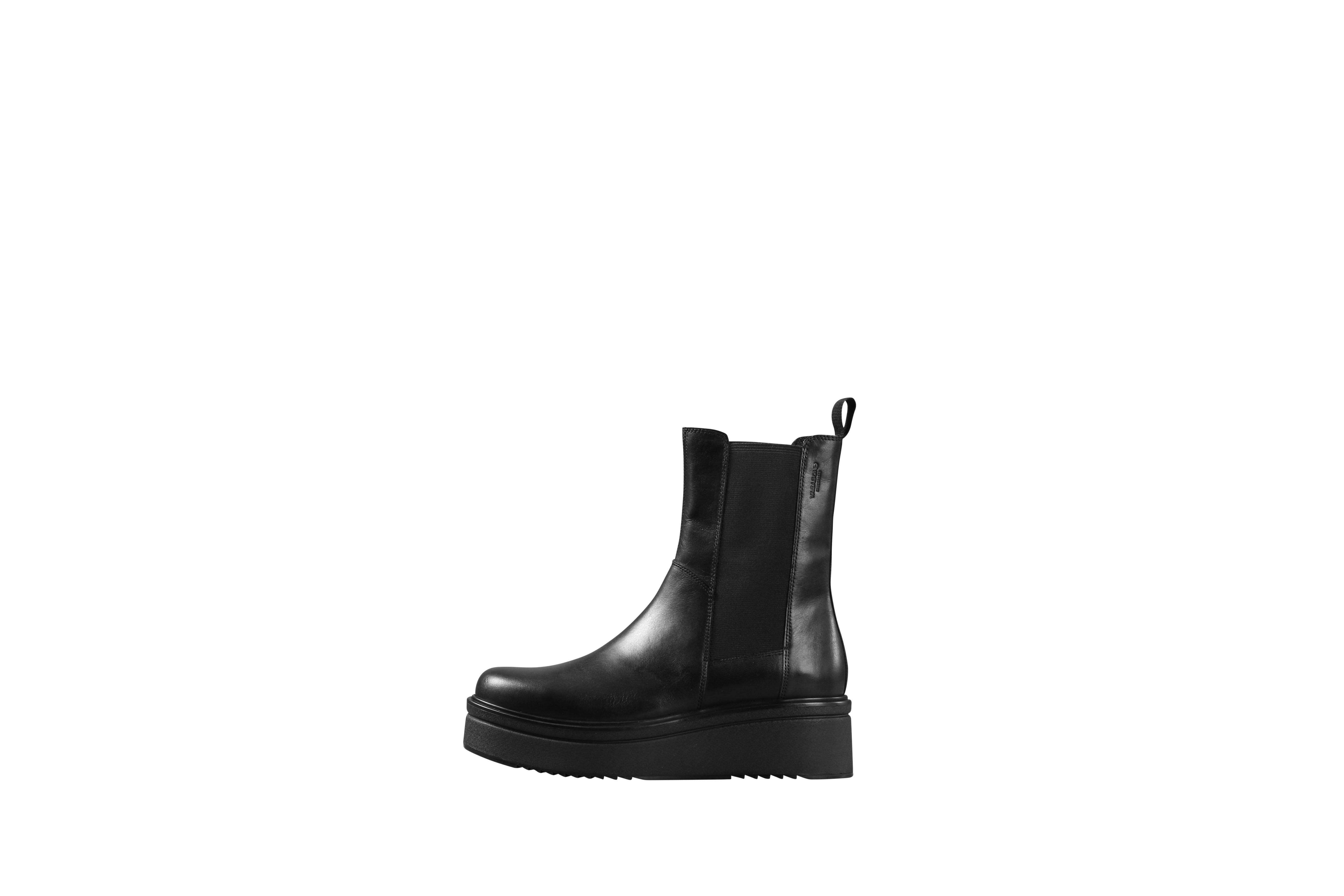 Vagabond Tara støvle, black, 37