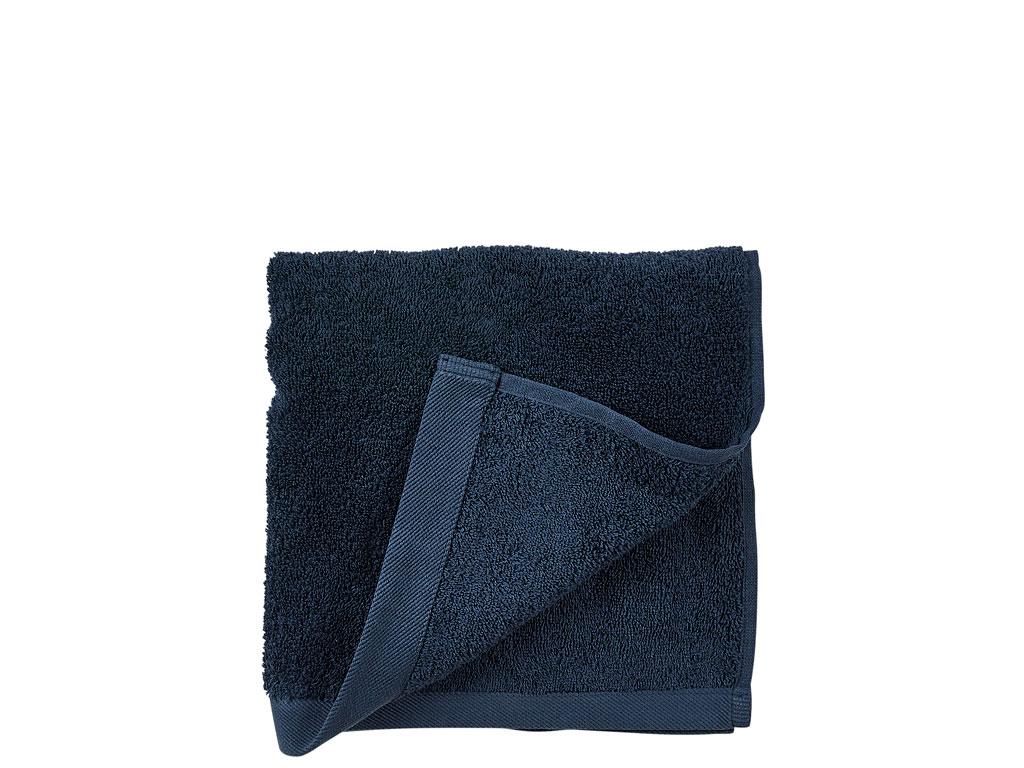 Södahl Comfort Organic håndklæde, 70x140 cm, indigo