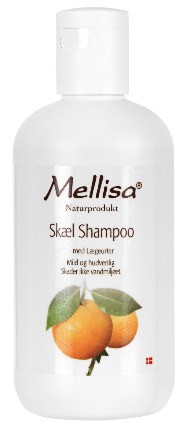 Mellisa Skæl Shampoo, 250 ml