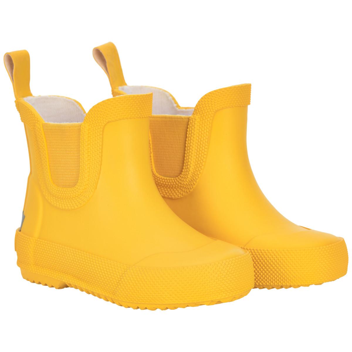 CeLaVi 4988 gummistøvle, yellow, 24