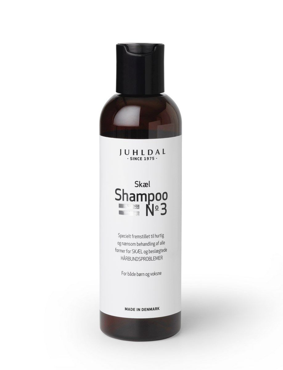 Juhldal Skæl Shampoo No. 3, 200 ml