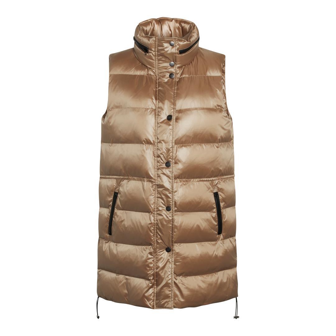 Co'Couture Mountain vest, Golden Harvest, M