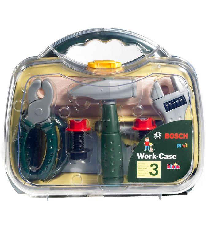 Bosch Mini Værktøjskasse, 23 x 26 cm