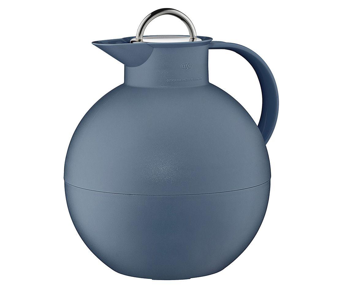 Alfi Frost kuglekande med stållåg, 1 liter, indigo