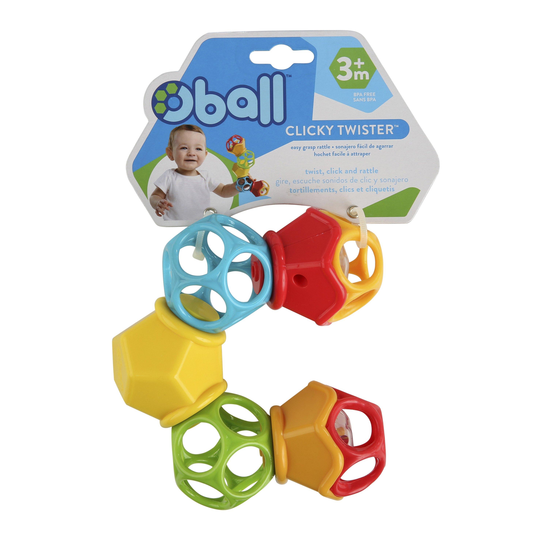 O'Ball Clicky Twister