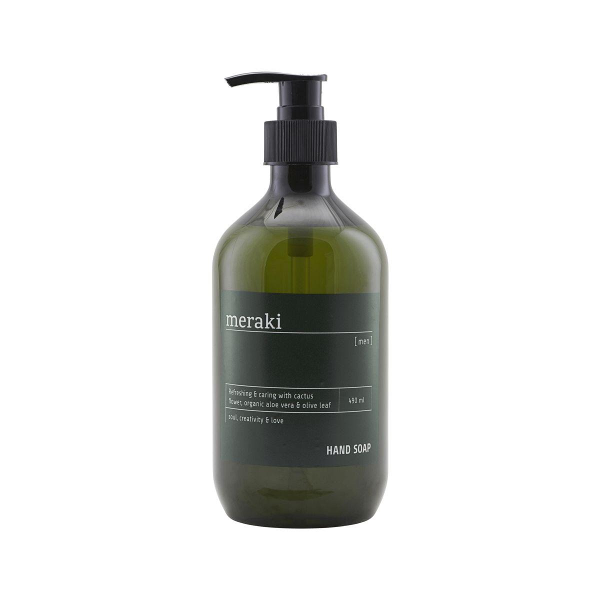 Meraki Men Hand Soap, 490 ml