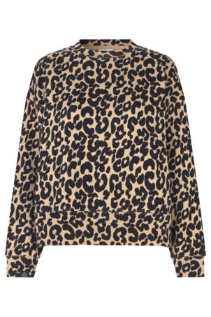 Munthe Kelly-Le Sweatshirt, Camel, 40