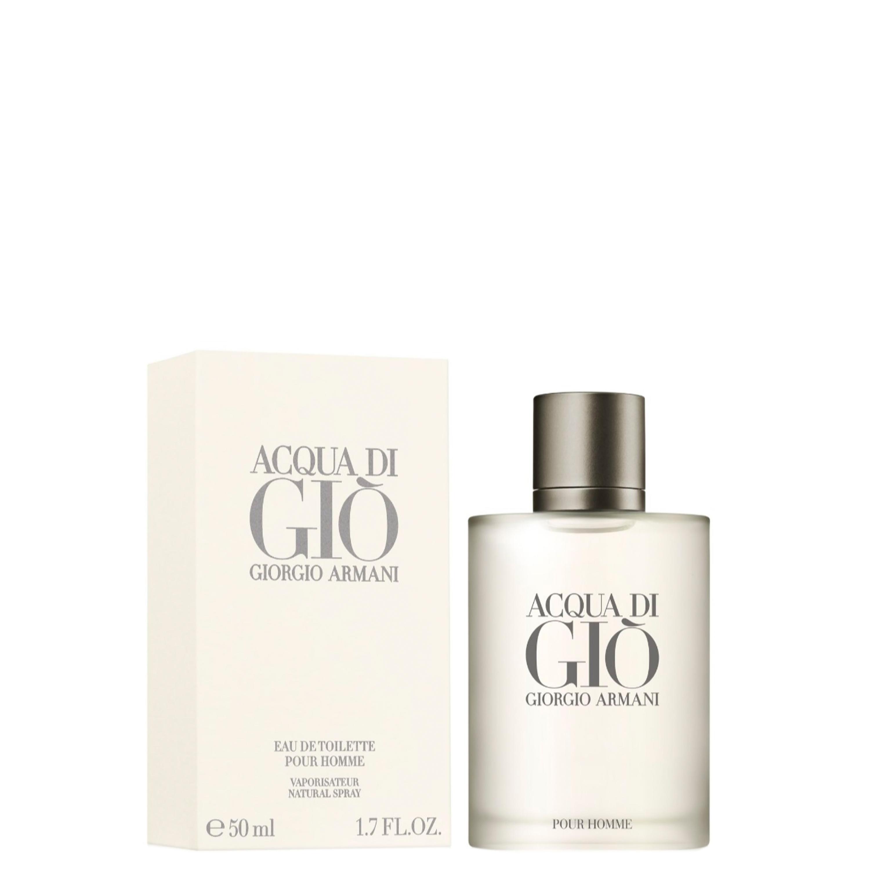 Giorgio Armani Acqua Di Giò Pour Homme EDT, 50 ml