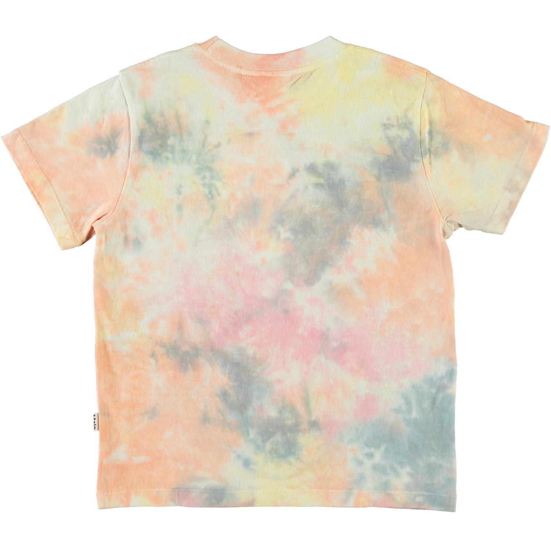 Molo Reeve SS t-shirt, Summer tie dye, 140