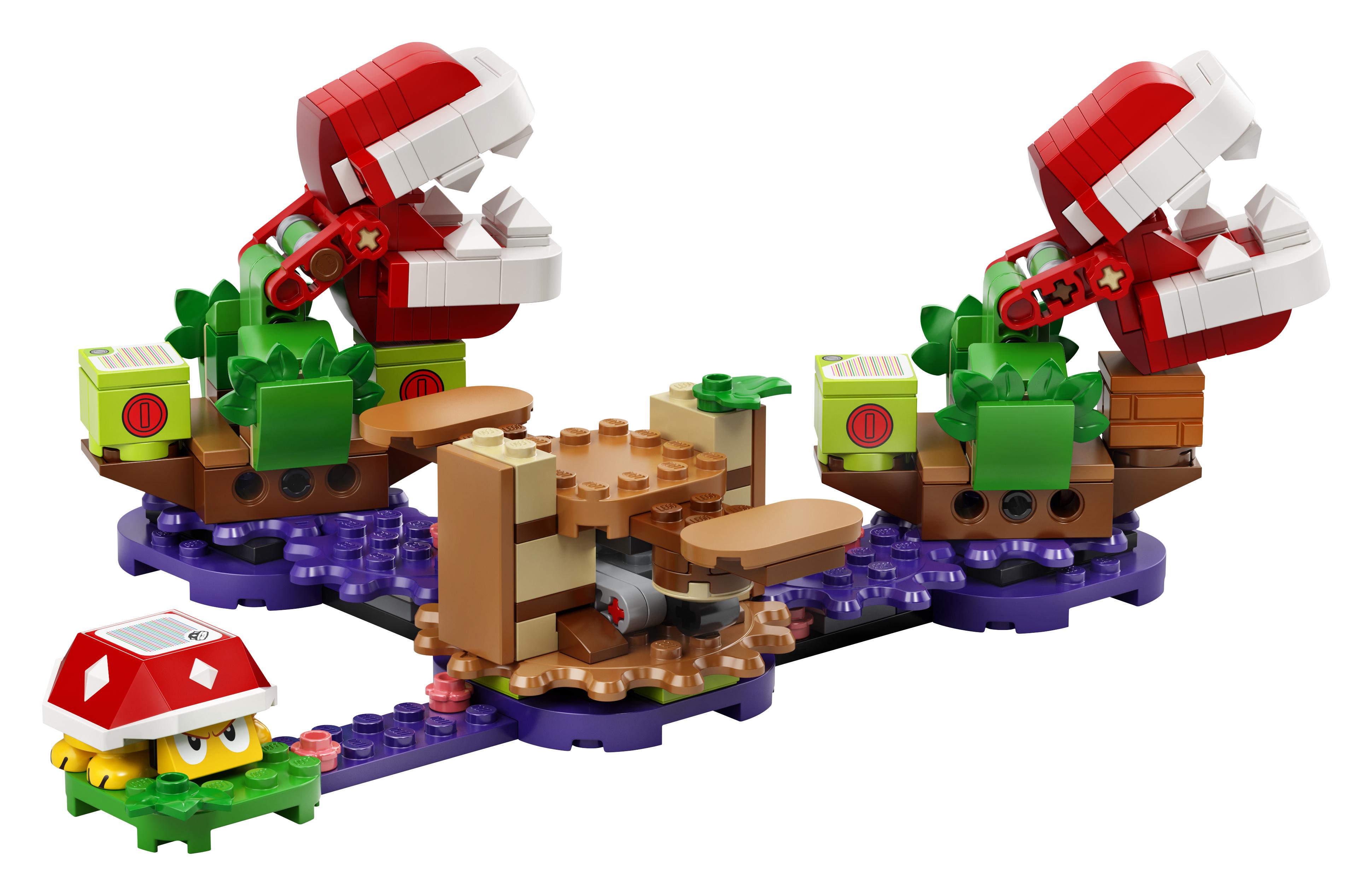 LEGO Super Mario Kødædende plante-udfordring - 71382