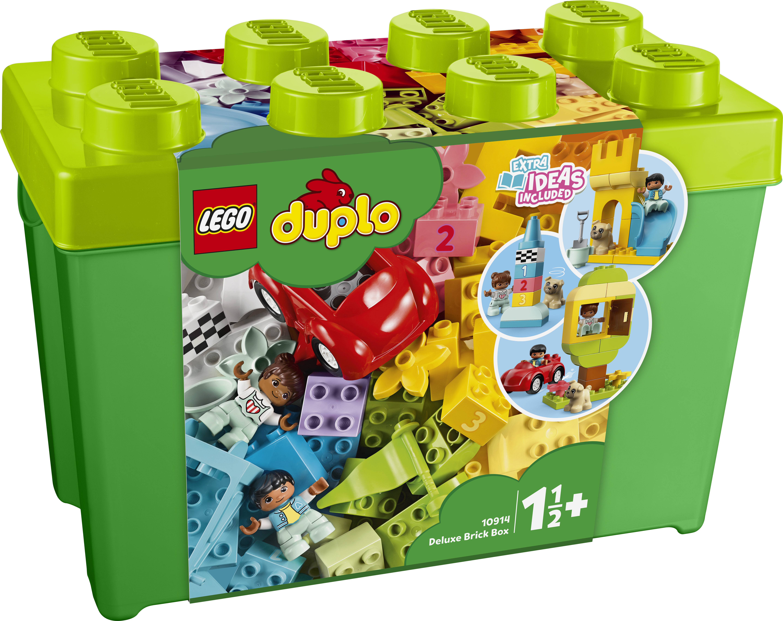 LEGO DUPLO Luksuskasse med klodser - 10914
