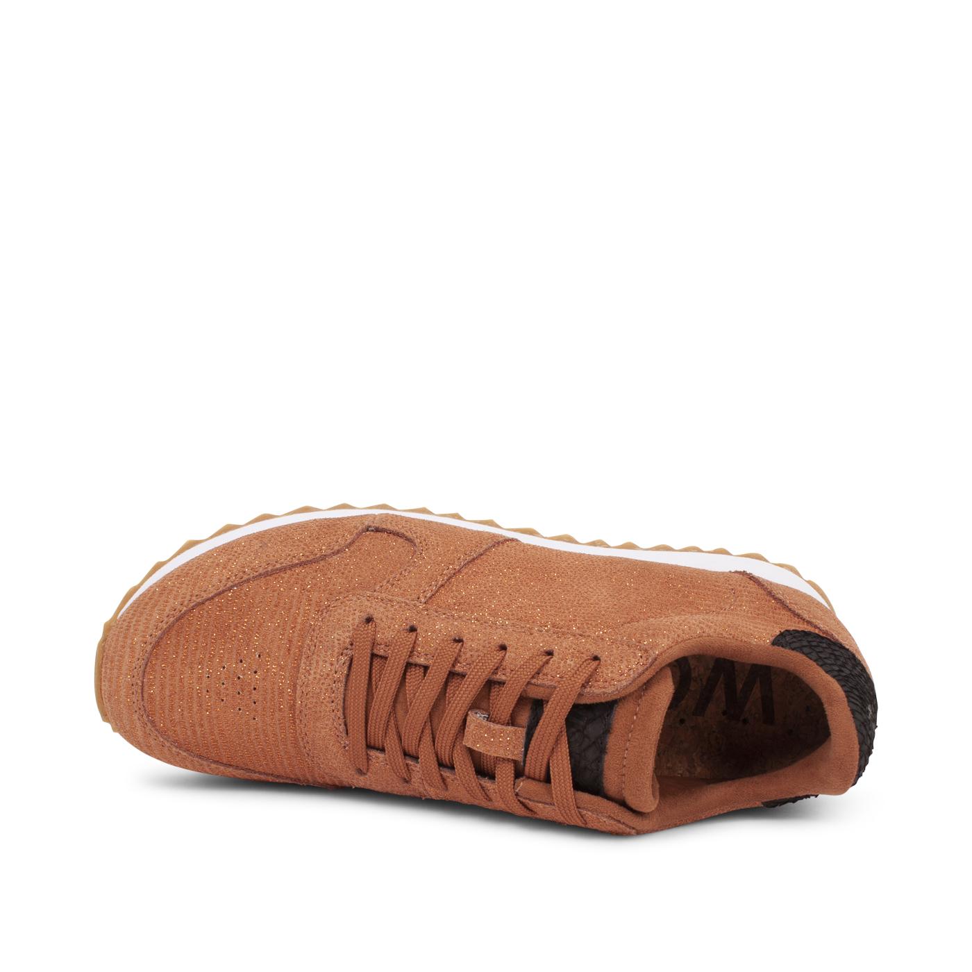 Woden Ydun Pearl II sneakers, peach, 40