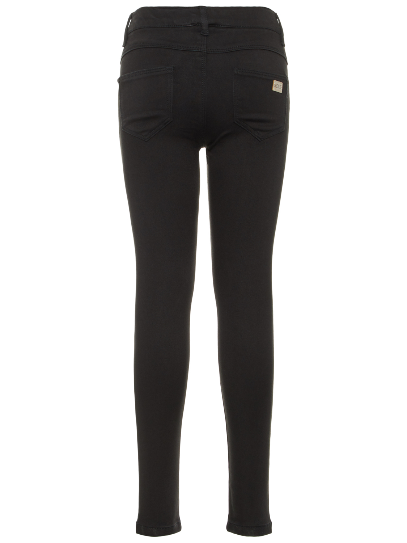 Name It Polly leggings, black denim, 128