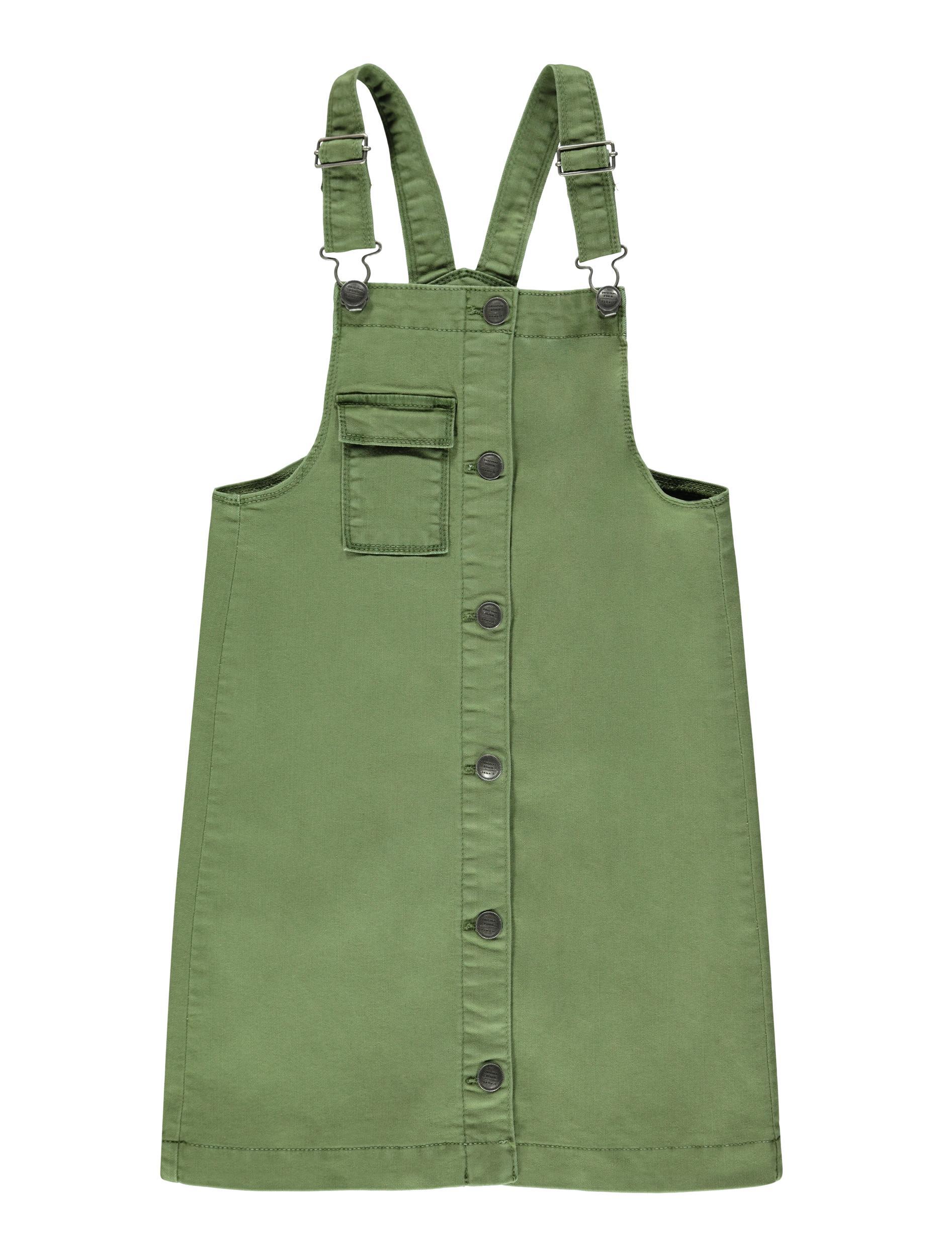 Name It Frandi smæk-nederdel, deep lichen green, 128