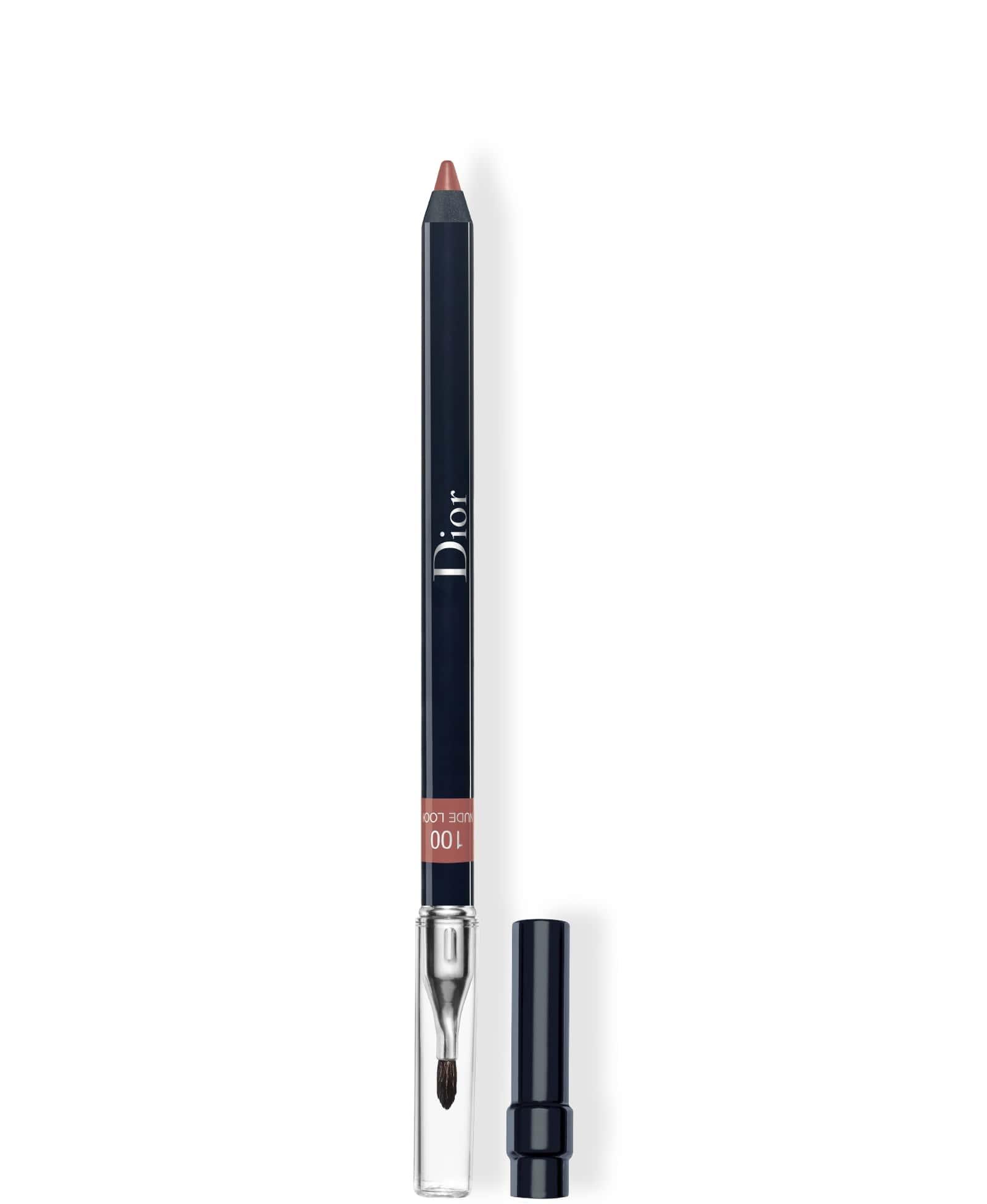 DIOR Contour Lipliner Pencil, 100 nude look
