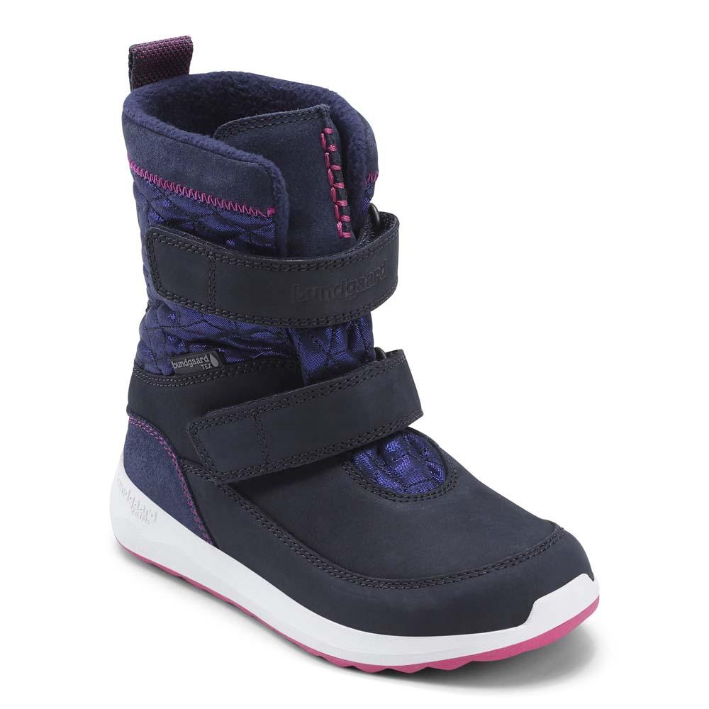 Bundgaard Desi støvle, navy/pink, 28