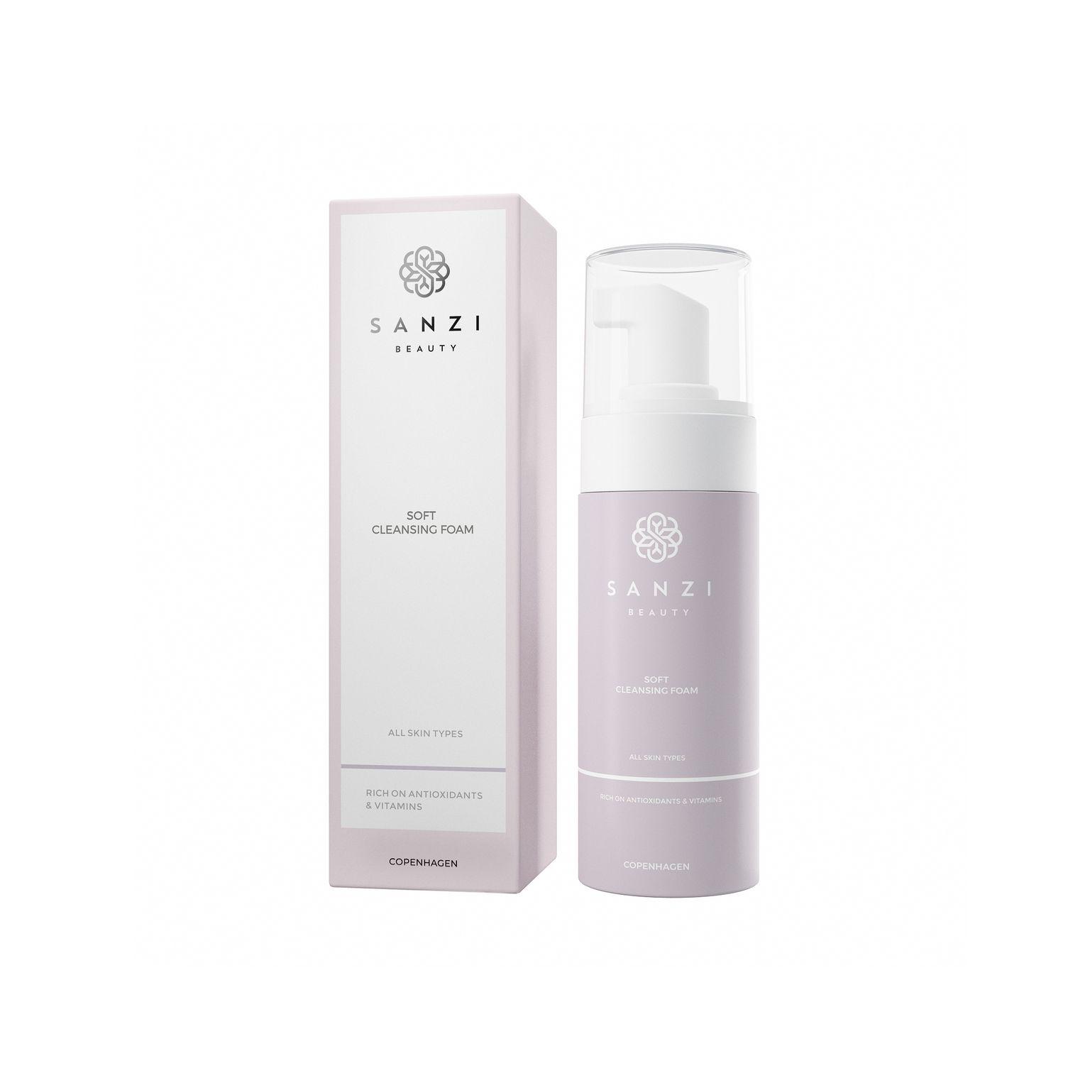 Sanzi Beauty Soft Cleansing Foam, 150 ml