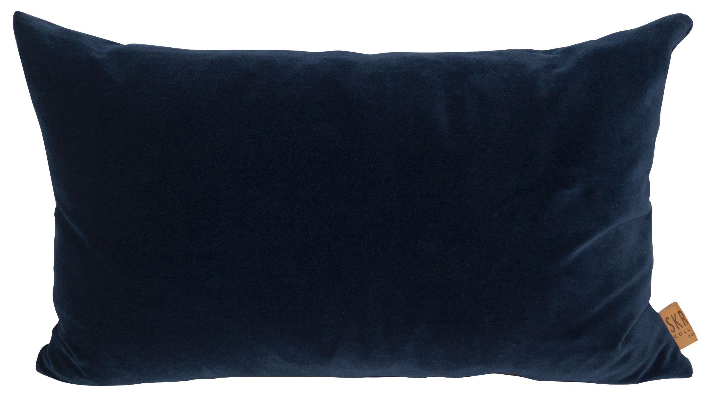 Skriver City Velvet pude, 40x60 cm