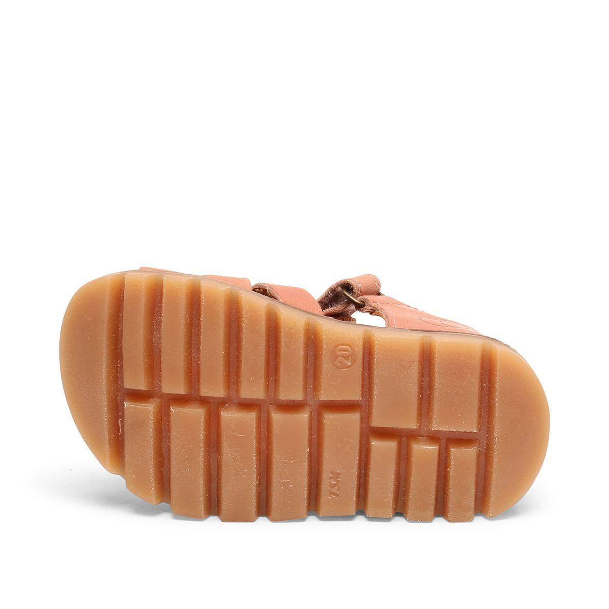 Bisgaard Beka sandal, nude, 25